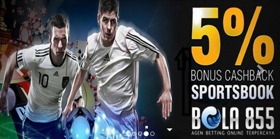 Situs Judi Bola Berkualitas Di Indonesia Adalah Bola855