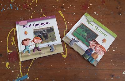 livre pour enfant gauguin et paul sérusier