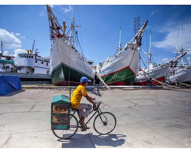 Pelabuhan Kalimas
