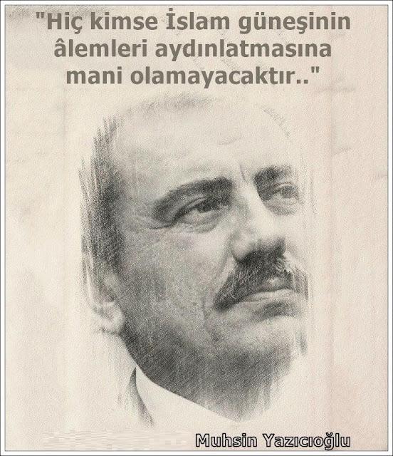 Muhsin Yazıcıoğlu, Muhsin Başkan, Reis, Ülkücü, Alperen, Karakalem,