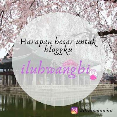 Harapan blog iluhwangbi