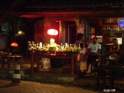 Bar Favela na Pituba em Itacaré