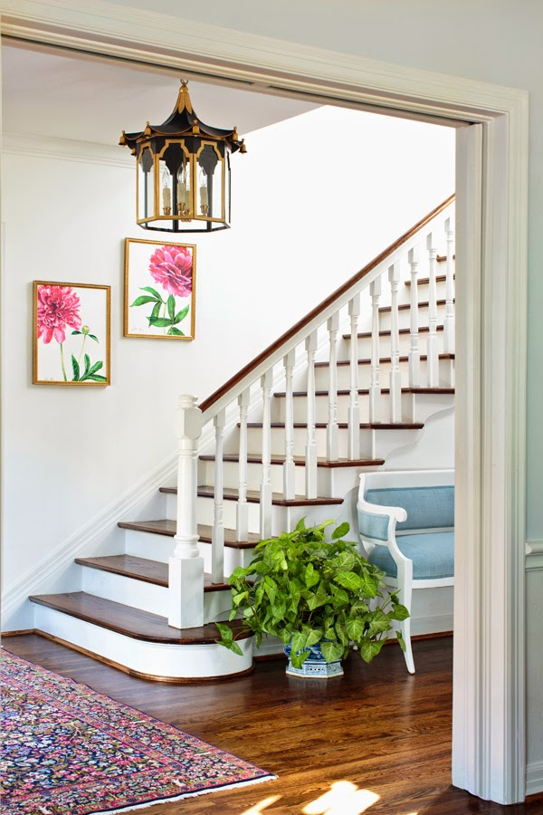 Considerations on refinishing our stairs | Mrs. Fancee