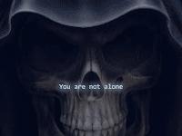 """Cara Membuat Tulisan """"You Are Not Alone"""" di Gambar"""
