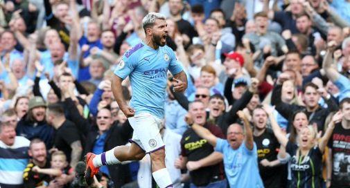 HT: Manchester City vs Tottenham Hotspur 2-1 Video Gol Highlights