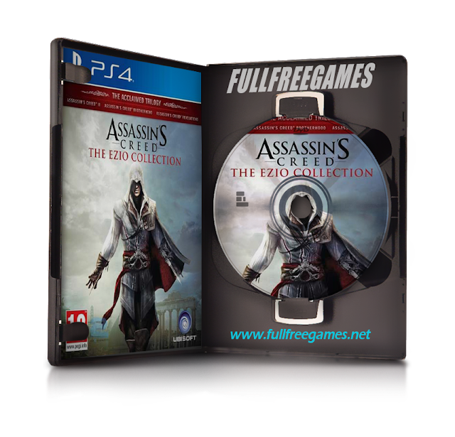 Assassin's Creed The Ezio Collection PS4 Game Download