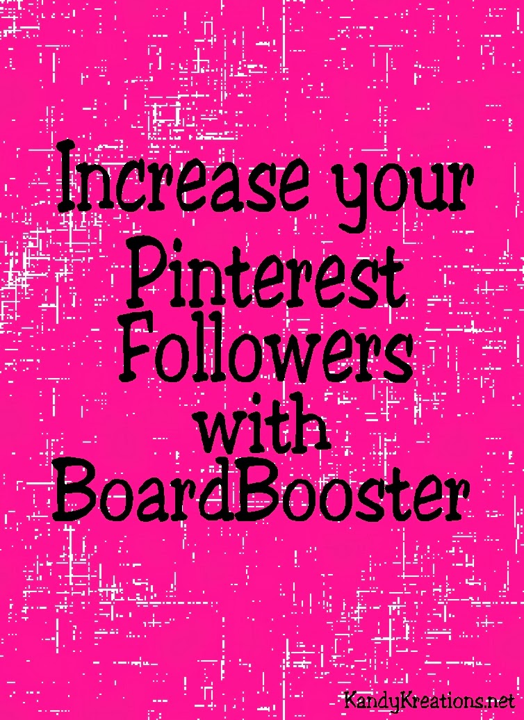 Take advantage of the Pinterest craze by using BoardBooster pin scheduler to increase your Pinterest followers and therefore your pin reach.  You'll be thrilled with all the great ways to use this at such a great cost--free.