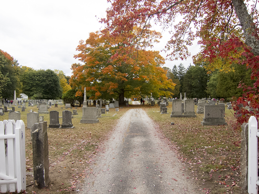 Scituate Rhode Island Historic Cemetery