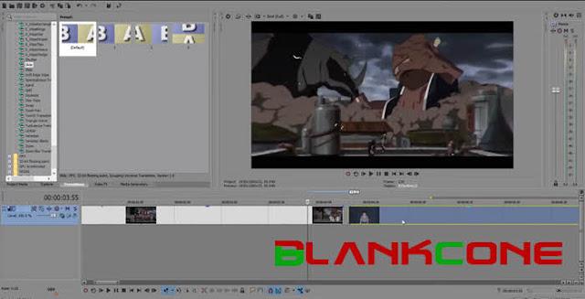 editng video dipakai youtuber sony vegas