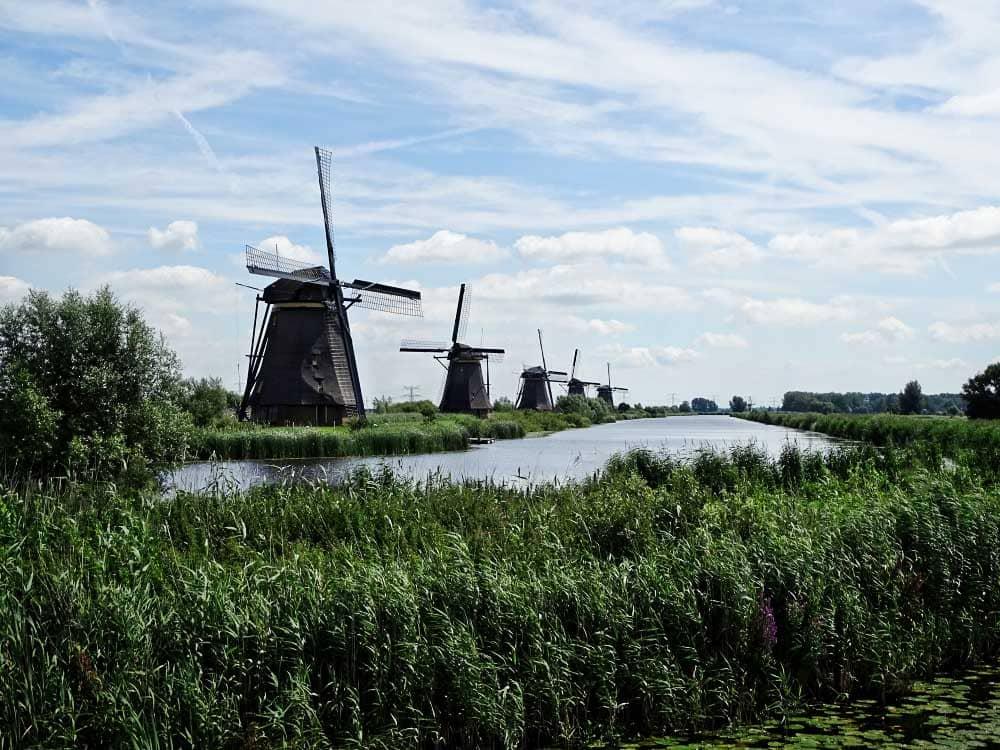 Kinderdijk Windmills Holland