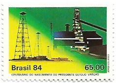 Selo Torres de Petróleo - novo