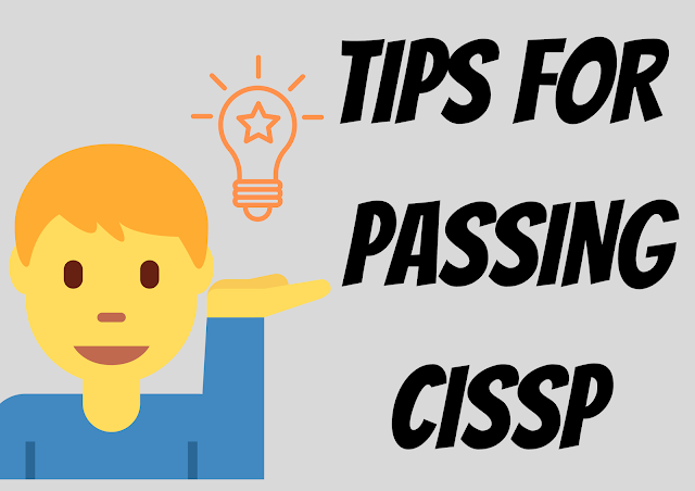 3 Tips For Passing CISSP