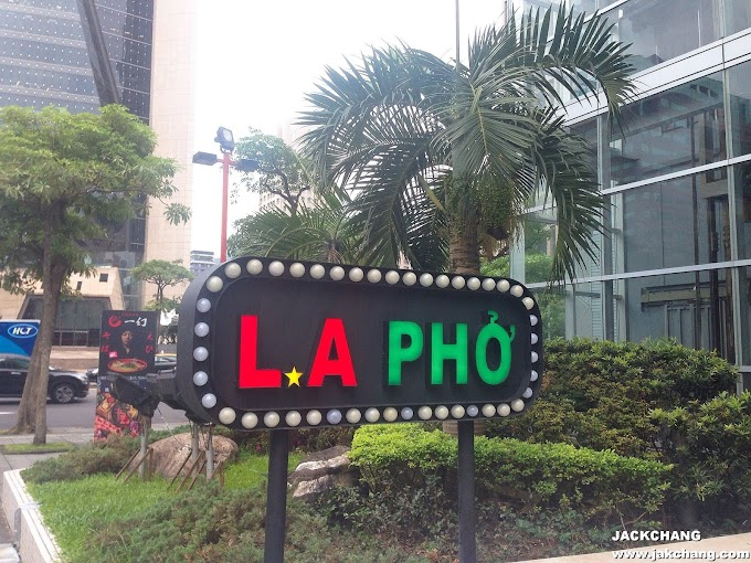 Food in Taipei,Xinyi District,L.A PHO Vietnamese Restaurant-Vietnamese pho from Los Angeles