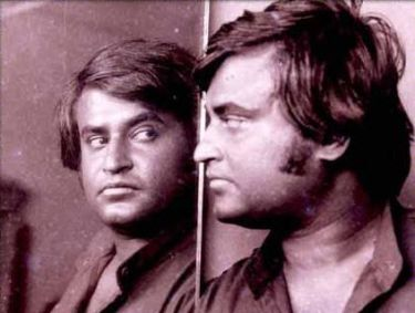 Young Rajinikanth