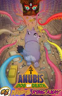 Anubis - Cover