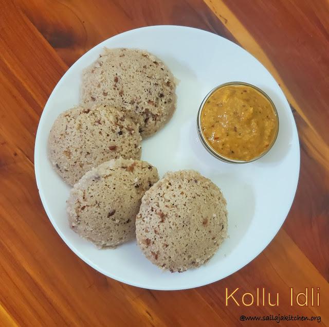 images of Kollu Idli Using Idli Rava / Andhra Style Kollu Idli / Kollu Idli