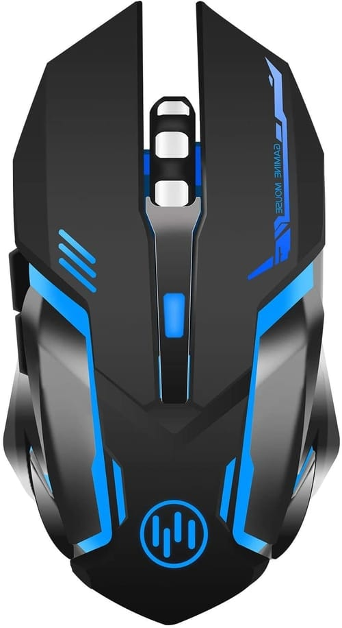 Review Scettar Rechargeable Computer Gaming Mouse