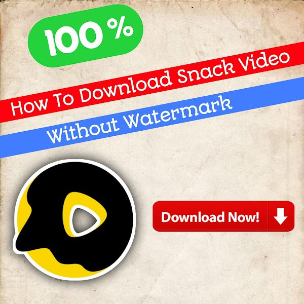 How To Download Without Watermark Sanck Video | Bina Watermark Ke Snack Video Download Kaise Kare