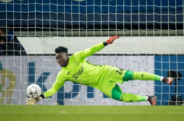 Arsenal eye move for 25-year-old Ajax goalkeeper – report
