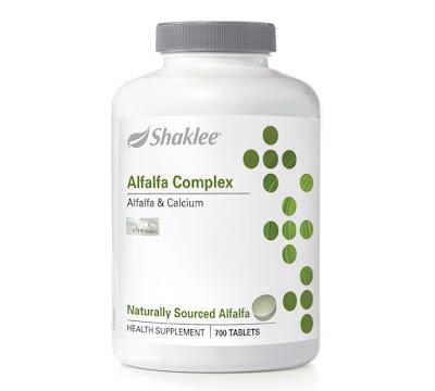 Alfafa Complex - Set Resdung Shaklee