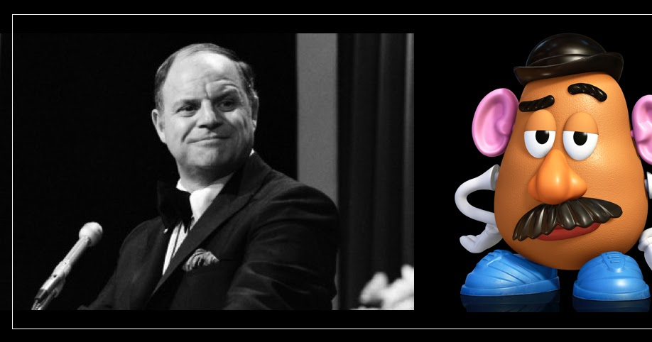 legendary comedian voice of mr potato head don rickles has passed away updated pixar post. Black Bedroom Furniture Sets. Home Design Ideas