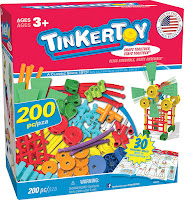 Open-Ended Play Tinkertoys