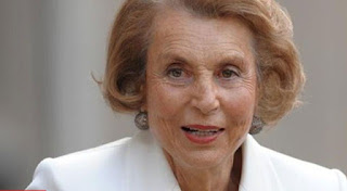 1. Liliane Bettencourt (senilai $ 39.5B)