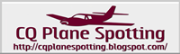 Purchase CQ Plane Spotting Blog Merchandise
