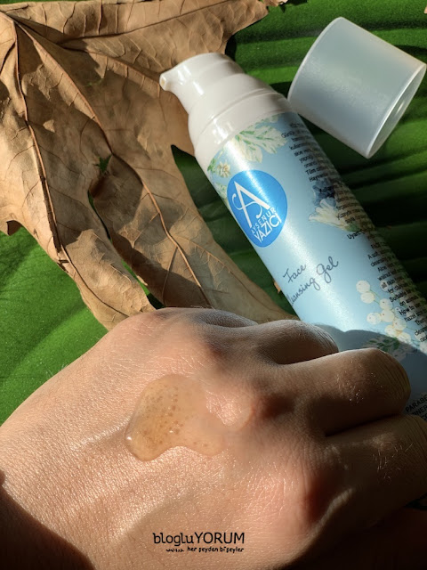 ayşenur yazıcı face cleansing gel yüz temizleme jeli kullananlar 1