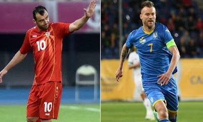 يورو | مباراة الفرصة الأخيرة شمال مقدونيا في ضيافة أوكرانيا