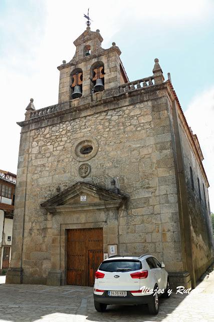 Iglesia de San Sebastián, Sequeros