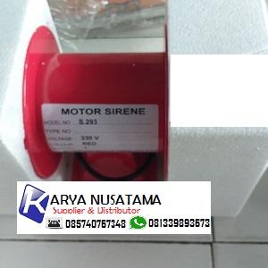Jual Sirine 230V 500Mtr Yahagi 293 Siren TNI di Banten