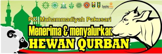 Panitia Qurban PCM Pakusari