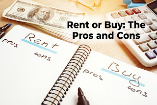 Renting Vs Buying: Pros and Cons