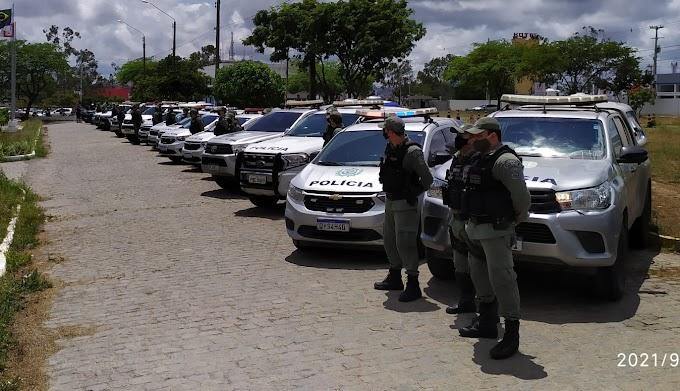 Primeiro dia da operação Força Integrada cumpre 12 mandados de prisão em Caruaru e Agreste