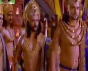Sinopsis Mahabharata Episode 138 - Yudhistira Kehilangan Semua Hartanya