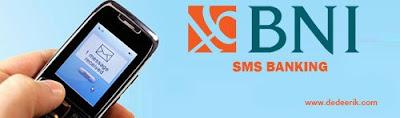 Cara Mudah Transaksi SMS Banking BNI