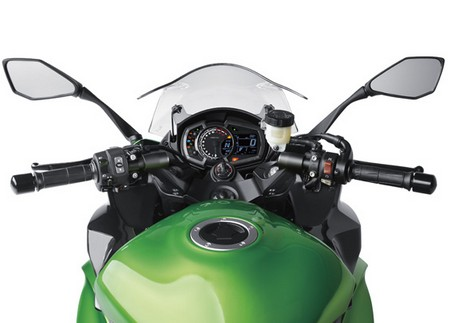 Fitur Kawasaki Ninja 1000 2017
