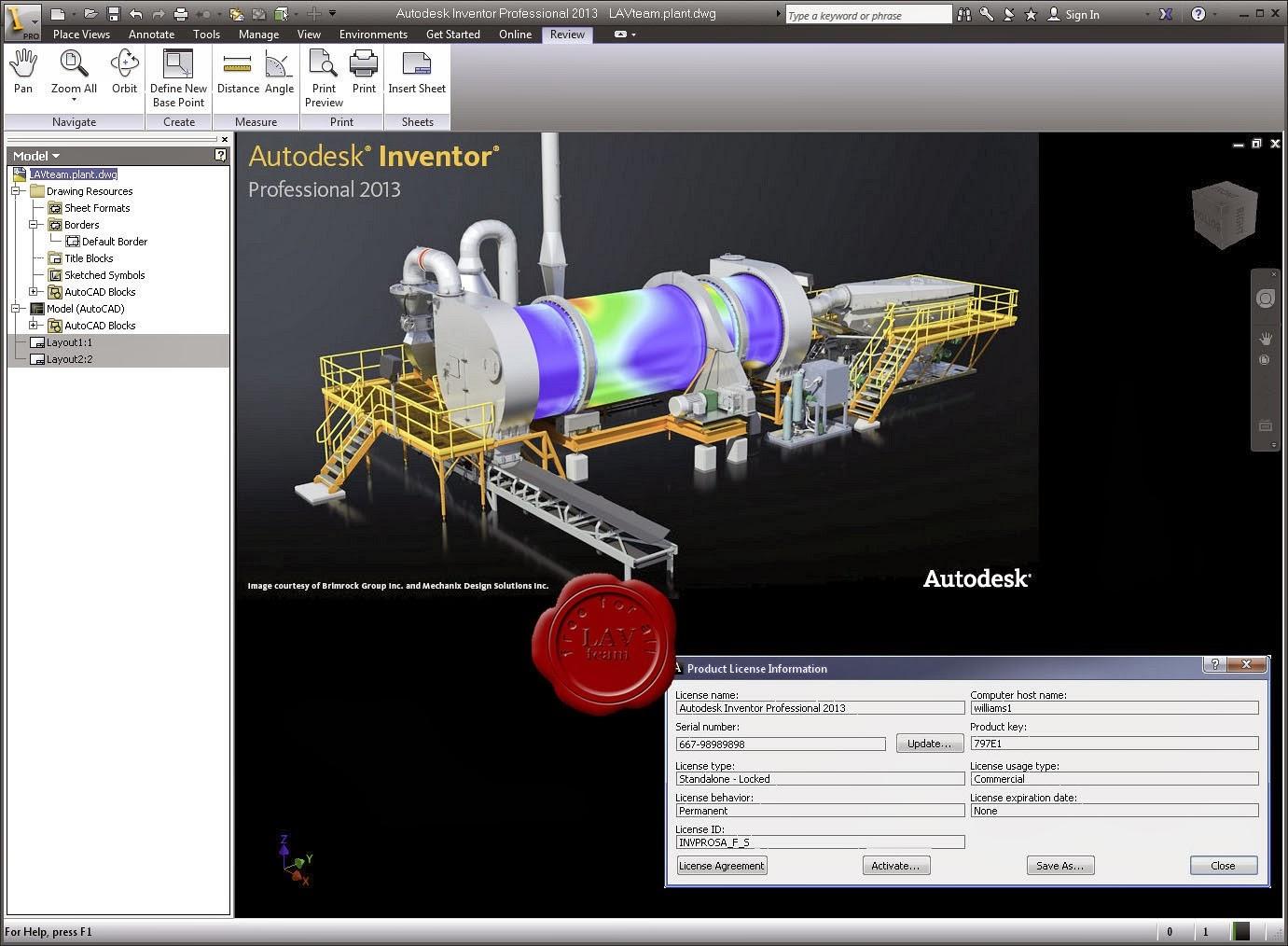 Download Best Autodesk Inventor 2014 64 Bit Installer 2016 ...