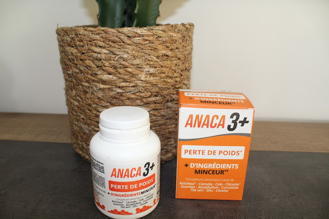 Et si on testait les gélules minceur ANACA3?