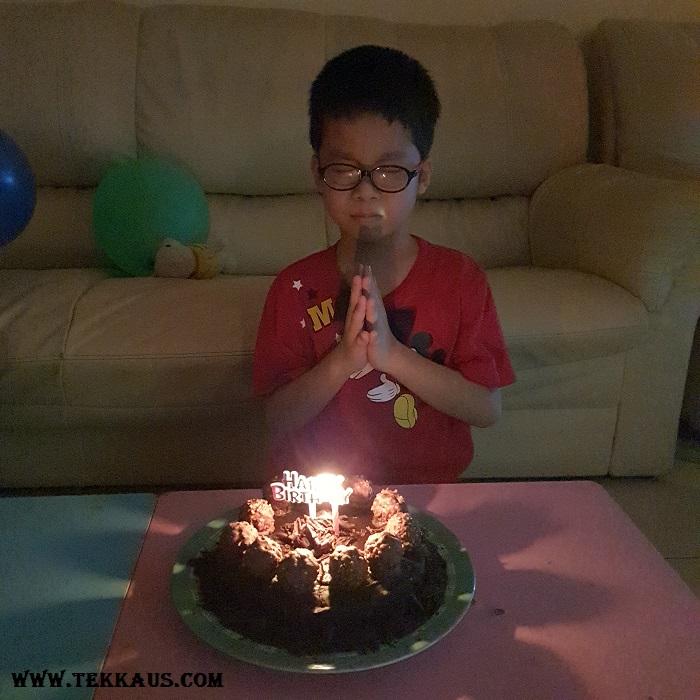 Birthday Homemade Oreo Chocolate Cake Ferrero Rocher