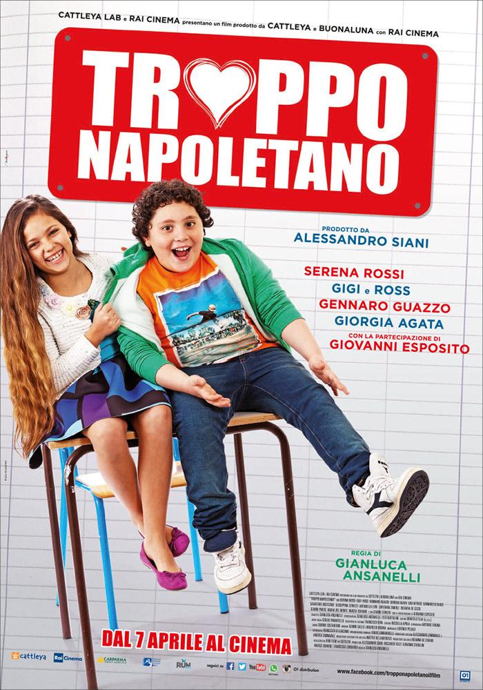 #tropponapoletano, film di Siani nelle sale dal 7 aprile 2 #intrattenimento-film-libri-musica