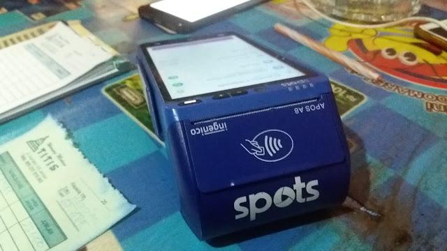 EDC Spots, Perangkat Kasir Yang Memudahkan Transaksi