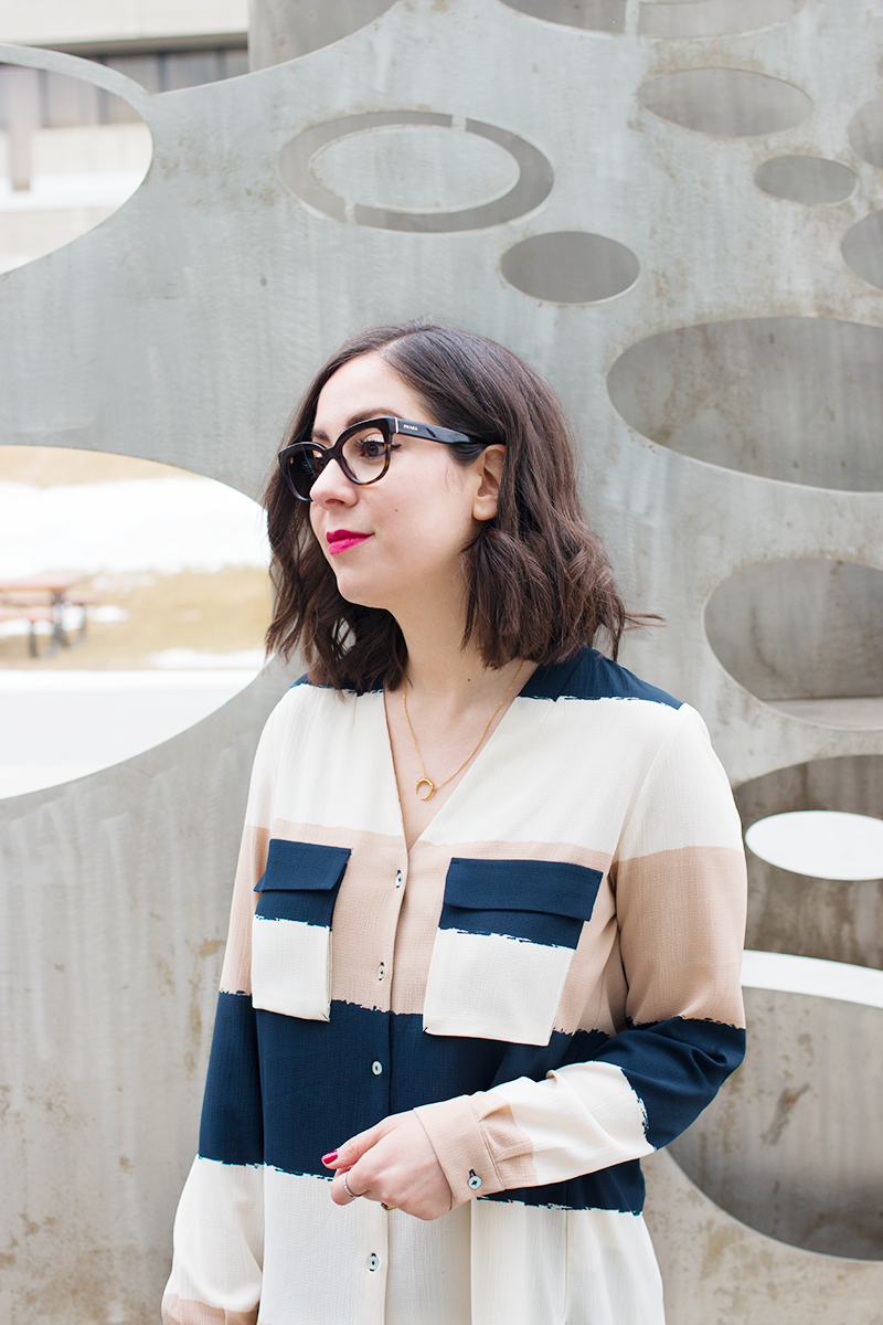 How to style glasses via Pearle Vision