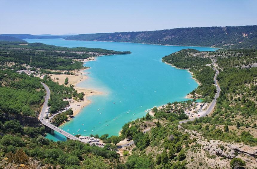 Những hồ nước quyến rũ nhất nước Pháp -4
