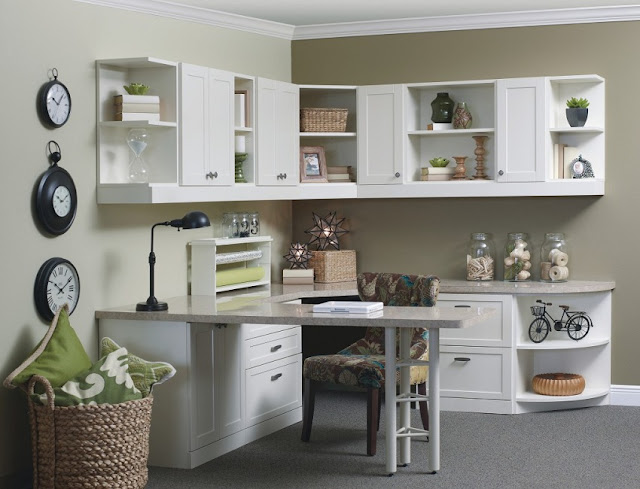 best white home office furniture Scottsdale AZ with cabinets ideas
