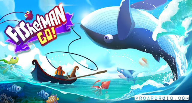 Fisherman Go مهكرة
