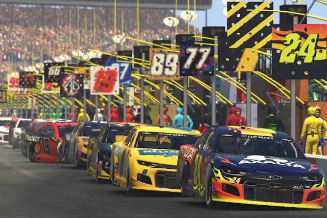 2020 NASCAR irAcing