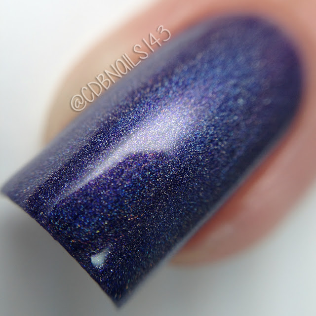 Gothic Gala Lacquer-Sinfully Stephanie