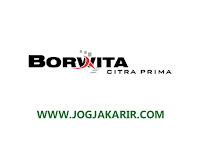 Lowongan Kerja Sales Coordinator Area Jogja & Jawa Tengah di PT Borwita Citra Prima